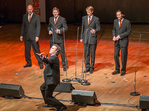 "Internationales Festival für Vokalmusik ""a cappella"""