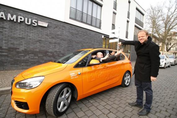 """Dreieck Marketing schickt amarcord und BMW Werk Leipzig für """"a cappella"""" in die Spur"""